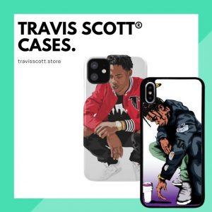 Travis Scott Cases