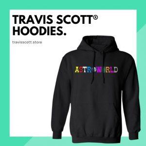 Travis Scott Hoodies