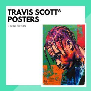 Travis Scott Posters