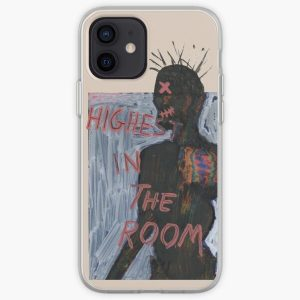 Travis Scott - Highest in the Room iPhone Soft Case RB0107 product Offical Travis Scott Merch