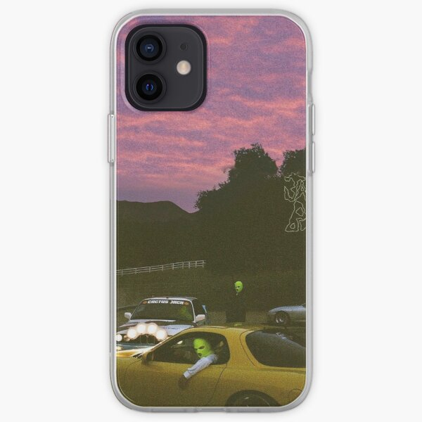 Jack boys travis scott phone case iPhone Soft Case RB0107 product Offical Travis Scott Merch