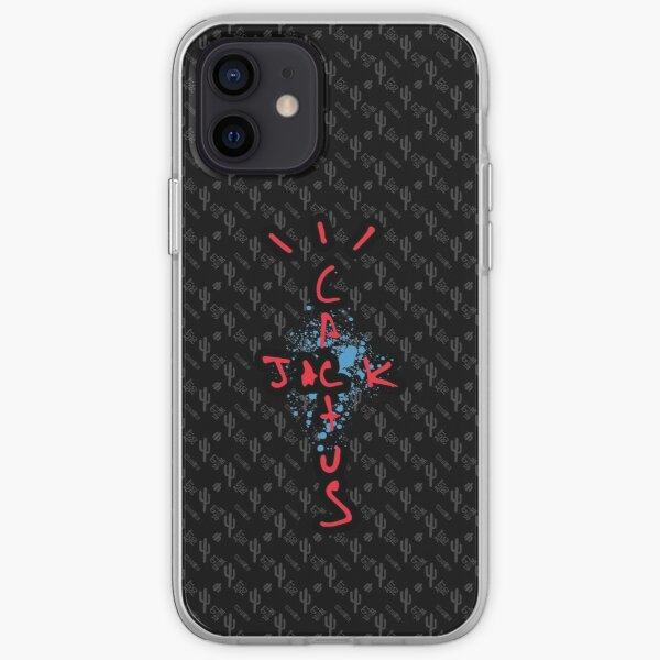 Travis Scott - Cactus Jack AJ4 iPhone Soft Case RB0107 product Offical Travis Scott Merch
