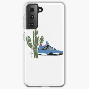 Travis Scott Cactus Jack Sneaker Samsung Galaxy Soft Case RB0107 product Offical Travis Scott Merch