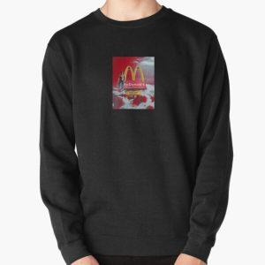 Travis scott x Mac donald's Pullover Sweatshirt RB0107 product Offical Travis Scott Merch