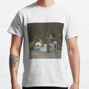 Travis Scott Cactus Boys Classic T-Shirt RB0107 product Offical Travis Scott Merch