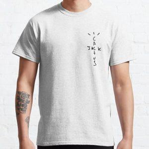 Travis Scott Cactus Jack Merch Classic T-Shirt RB0107 product Offical Travis Scott Merch
