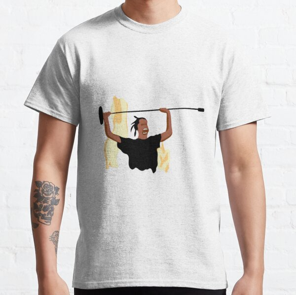 travis scott raging meme Classic T-Shirt RB0107 product Offical Travis Scott Merch
