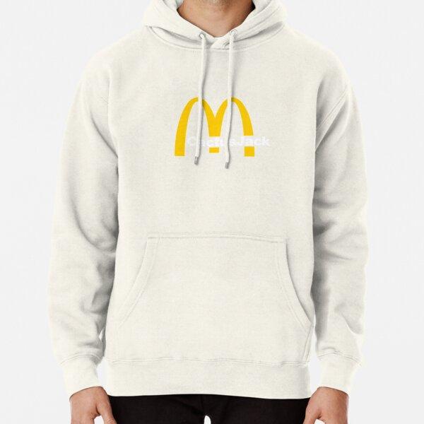 McDonald's Travis Scott Pullover Hoodie RB0107 product Offical Travis Scott Merch