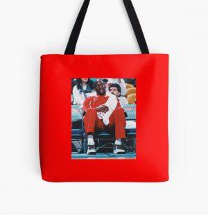 Michael jordan x Cactus jack All Over Print Tote Bag RB0107 product Offical Travis Scott Merch