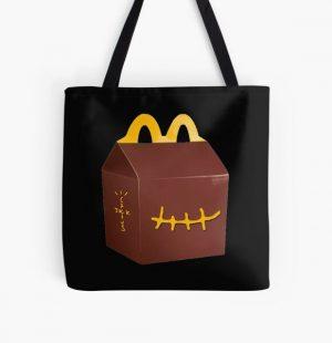 Travis Scott Fan Art & Gear All Over Print Tote Bag RB0107 product Offical Travis Scott Merch