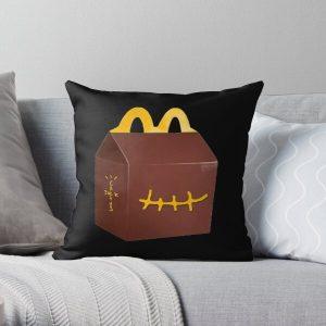 Travis Scott Fan Art & Gear Throw Pillow RB0107 product Offical Travis Scott Merch