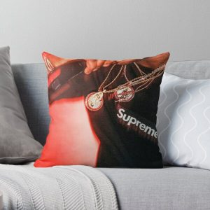 Travis scott Throw Pillow RB0107 product Offical Travis Scott Merch