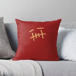Mcdonalds Travis Scott Throw Pillow RB0107 product Offical Travis Scott Merch