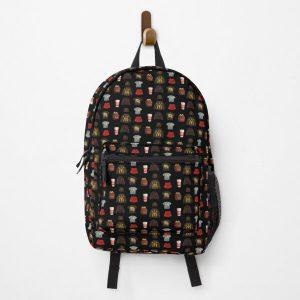 Travis Scott x McDonald's Sticker Pack Backpack RB0107 product Offical Travis Scott Merch