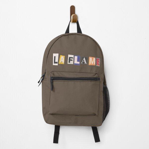 Travis Scott - La Flame Logo Backpack RB0107 product Offical Travis Scott Merch