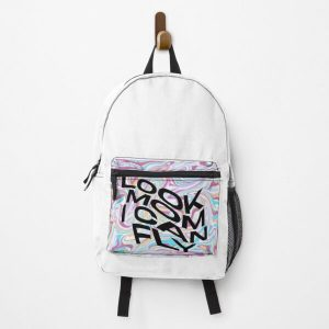 Look Mom I Can Fly - Travis Scott Art Backpack RB0107 product Offical Travis Scott Merch