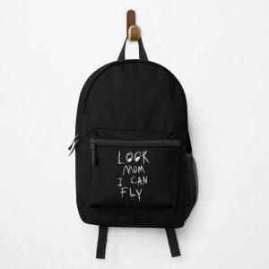9 travis scott white Backpack RB0107 product Offical Travis Scott Merch