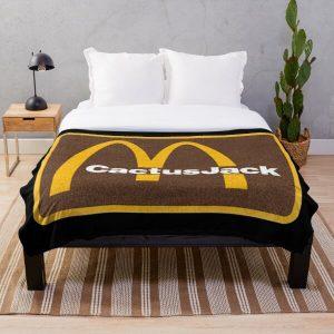 Travis Scott Fan Art & Gear Throw Blanket RB0107 product Offical Travis Scott Merch