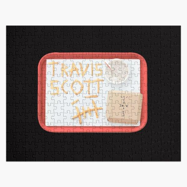Travis Scott Cactus jack meal Jigsaw Puzzle RB0107 product Offical Travis Scott Merch