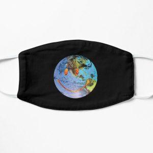 Travis Scott Astroworld Globe Smiley Flat Mask RB0107 product Offical Travis Scott Merch