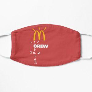 Travis Scott x McDonald's Crew cactus jack mcdonalds Flat Mask RB0107 product Offical Travis Scott Merch