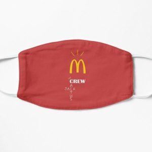 Travis Scott x McDonald's Classic T-Shirt Flat Mask RB0107 product Offical Travis Scott Merch