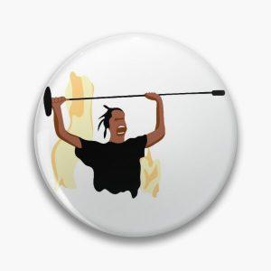 travis scott raging meme Pin RB0107 product Offical Travis Scott Merch