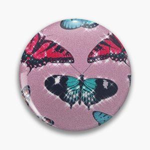 Travis Scott Butterfly Effect Pin RB0107 product Offical Travis Scott Merch