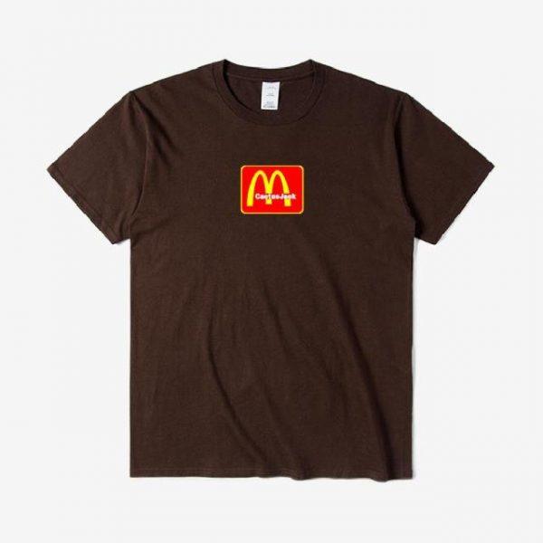 Travis Scotts Staff T Shirts 2021 Trendy Hip Hop Hommes Femmes Brown T Shirt Men Women 1.jpg 640x640 1 - Travis Scott Store
