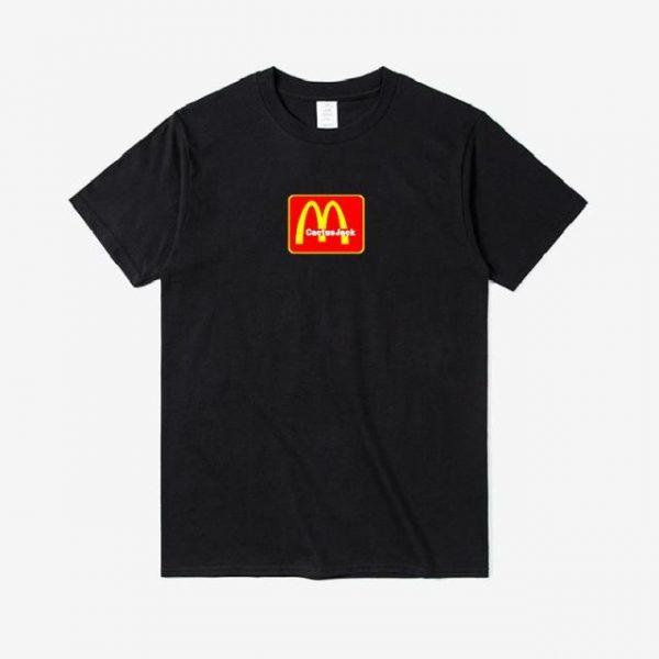 Travis Scotts Staff T Shirts 2021 Trendy Hip Hop Hommes Femmes Brown T Shirt Men - Travis Scott Store
